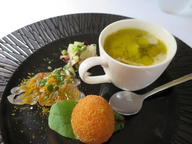 イル ヴィスキオの料理の写真