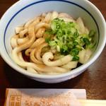 七越茶屋 - 伊勢うどん (2014.10現在)