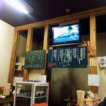 大衆酒場 よっちゃん - 品書きはオリジナルサイズ写真で見てね( '14.10)