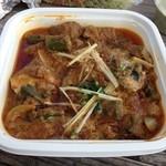 インド・パキスタン料理 ホット・スプーン - ビンディゴーシュ