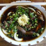 森もり - 料理写真:「肉うどん(小)」600円