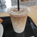 la kagu cafe - アイスカフェラテ