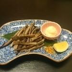 旬菜和食 夢咲屋 - 海茸一夜干し