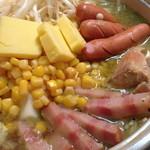 ジャグカフェ - 【北海道塩バター鍋】