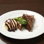 サラボン - チョコレートブラウニー