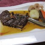 Bistro R - 肉料理(宮崎牛と地元野菜)