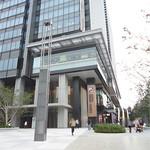 春水堂 飯田橋サクラテラス店 - サクラテラスの2階です。