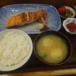 味の八幸 - 広輝焼魚定食
