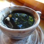 茶房 かわせみ - 2014.09_ダッチコーヒー(450円)