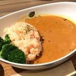 Chowder's SOUP & DELI - この日のスープはローステッドトマトチャウダーでした( ´ ▽ ` )ノ