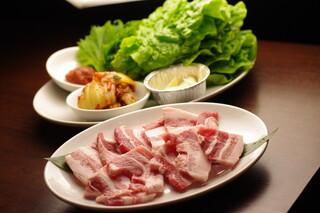 焼肉グレート - 韓国焼肉サムギョプサル