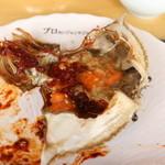 プロカンジャンケジャン - カニ味噌と卵