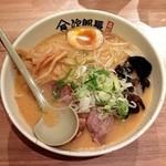 ラーメン次郎長 - 味噌(842円)