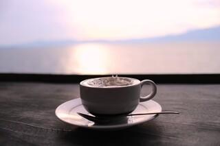 シャーレ水ヶ浜 - ウインナーコーヒー☆