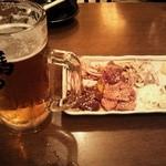 馬力 - ビールともつ