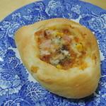 ふく亭のぱん - 料理写真:ピザパン