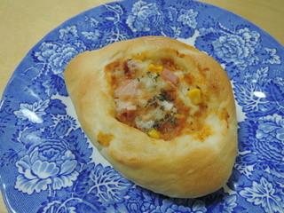 ふく亭のぱん - ピザパン