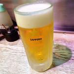 31417335 - 生ビール550円