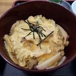 新大正庵 - 木の葉丼