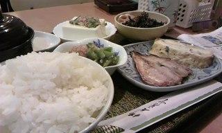 ドミニカ - 和朝食:500円