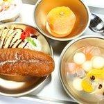 個室居酒屋 京都私立 河原町小学校 - 懐かしい給食メニュー♪