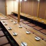 個室居酒屋 京都私立 河原町小学校 - 8~12名の個室は14部屋ご準備!