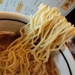麺屋 旬 - 和風しょうゆらーめん麺リフト