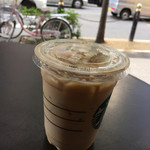 STARBUCKS COFFEE - アイスオーレ 399円
