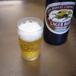 のんき屋 - 瓶ビール~☆