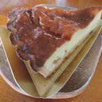 ラボラトワール ハカタ ピュヰ・ダムール - チーズタルト