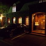 珈琲館 - 夜の雰囲気もいいですよ