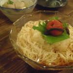 31425681 - 梅の素麺