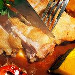 クオーコ タカハシ - 若鶏のローストフィレンツェ風