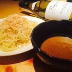 SUD - ブイヤベース風つけ麺パスタ