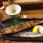 酒場 やまと - 秋刀魚