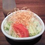 3143151 - 【新規】定番のパリパリ皿うどんのせサラダ