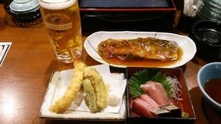 嘉文 ループ金山店 - ほろ酔いセット1200円