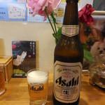 31431004 - 瓶ビール(大)750円