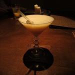 フーケ - 桃とシャンパン