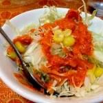ビニタダイニング - サラダ