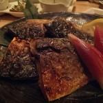 あおもり 湯島 - 焼き鯖