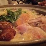 あおもり 湯島 - あんこう鍋と雑炊