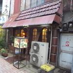 31433588 - 西荻窪の路地裏ひっそりと佇む雰囲気のよい喫茶店「DANTE」
