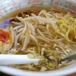 天香一 - 塩ラーメン 2014/10/11