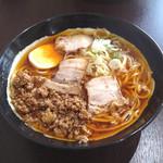 北大塚ラーメン - 激辛ラーメン ¥600