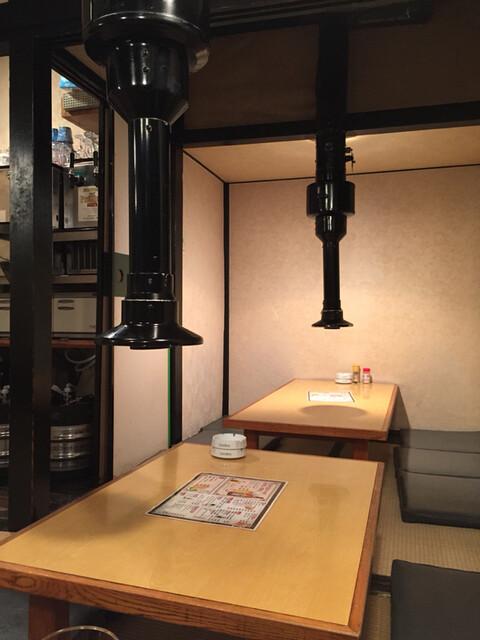 赤坂大関 本店 - 二階
