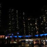 香港 W 酒店 - 周りの夜景