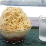 パーラー マルミット - 料理写真:コーヒーミルクぜんざい(350円)