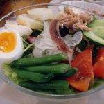 ウイークエンドブランチ - サラダ