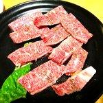 アリラン - 料理写真:アリラン @佐野 和牛ハラミ 塩